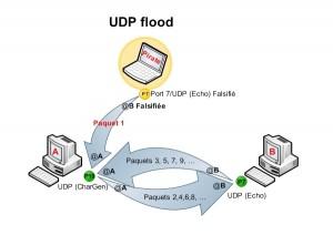 UDP Flood